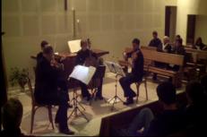 concert quatuor armonici salon